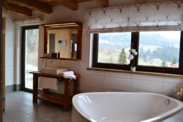 Badezimmer - Almdorf Auszeit