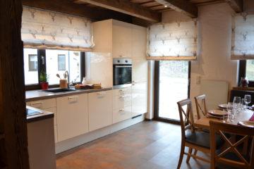 Küche - Almdorf Auszeit