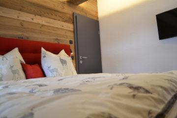 Schlafzimmer - Almdorf Auszeit