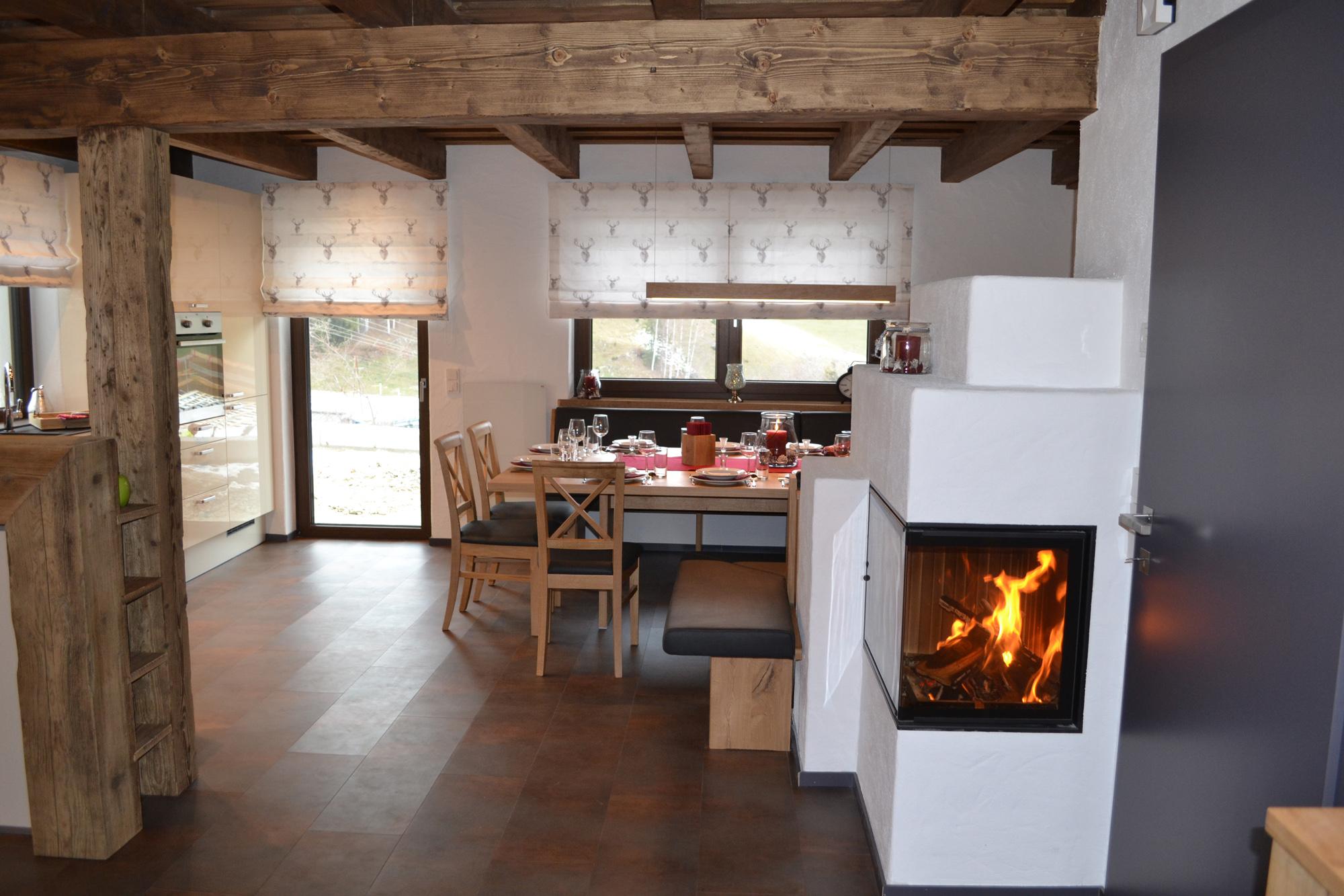 Hüttenurlaub im Winter in Forstau Bild 2