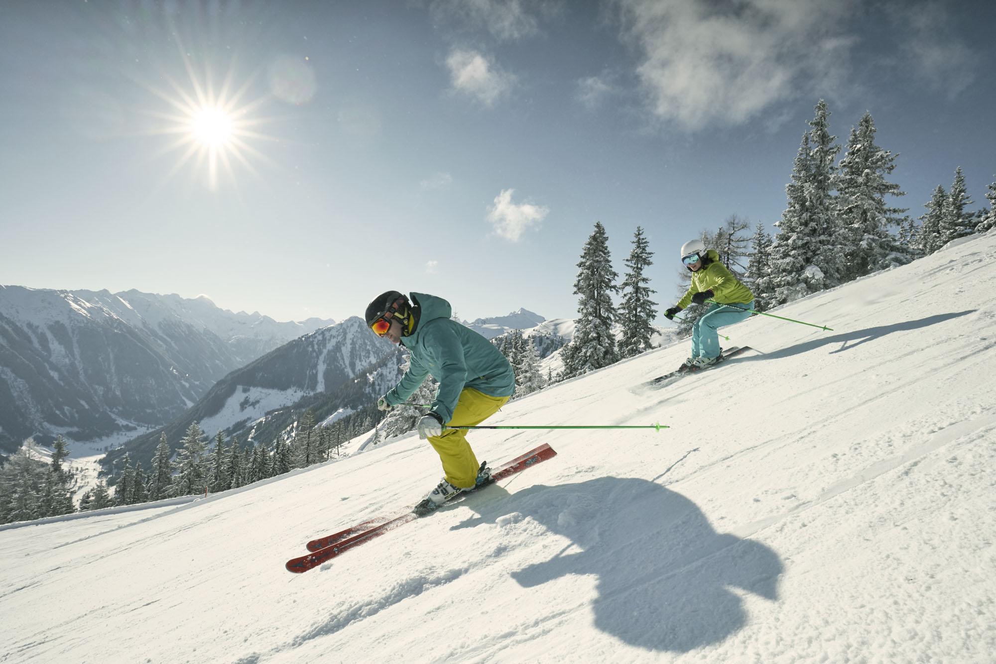 Winterurlaub auf der Fageralm Bild 1
