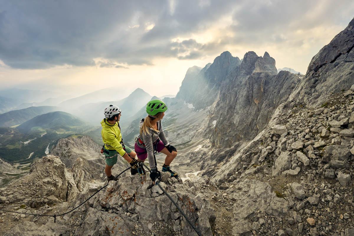 Bergsteigen & Klettern Bild 2