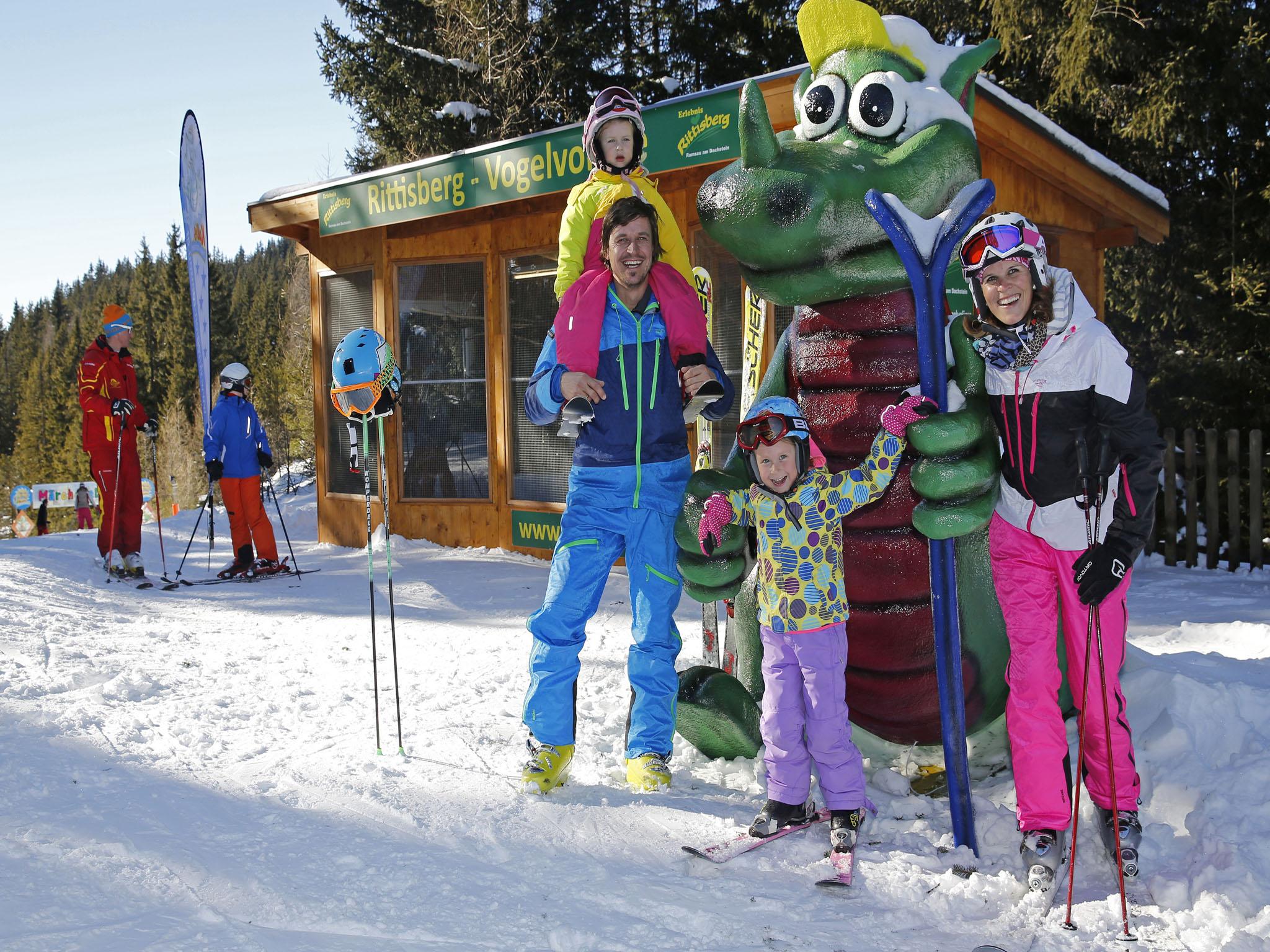 Weitere Winteraktivitäten in Forstau Bild 1